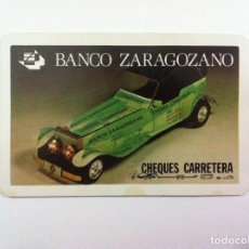 Coleccionismo Calendarios: CALENDARIO FOURNIER BANCO ZARAGOZANO 1979. Lote 71670691