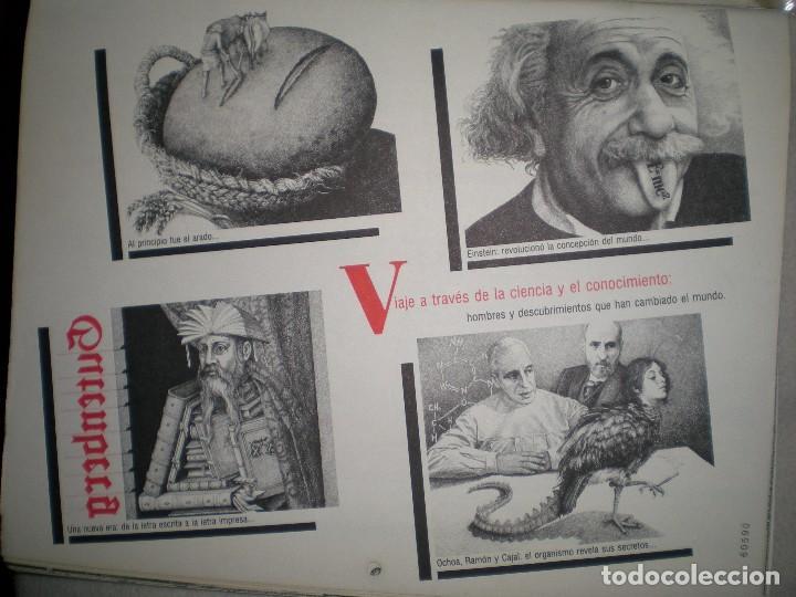 Coleccionismo Calendarios: calendario o almanaque cultural 1991 ilustrado por willi glasauer y carlos garcia gual fotos abajo - Foto 11 - 71816255