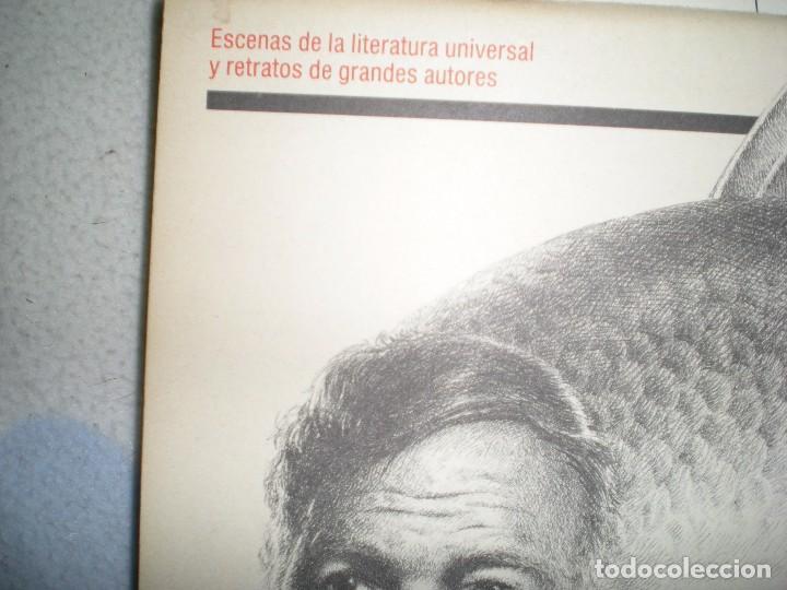 Coleccionismo Calendarios: calendario o almanaque cultural 1988 ilustrado por willi glasauer y carlos garcia gual fotos abajo - Foto 3 - 71817243