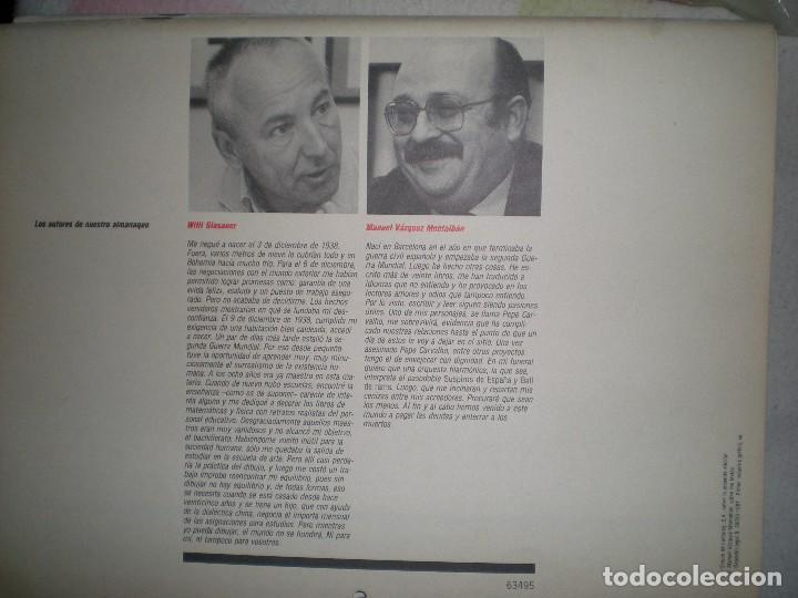 Coleccionismo Calendarios: calendario o almanaque cultural 1988 ilustrado por willi glasauer y carlos garcia gual fotos abajo - Foto 11 - 71817243