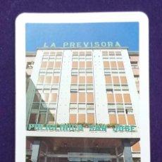 Coleccionismo Calendarios: CALENDARIO FOURNIER. LA PREVISORA.1986. Lote 72381759