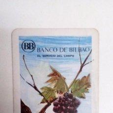 Coleccionismo Calendarios: BANCO DE BILBAO CALENDARIO FOURNIER 1970. Lote 72769107