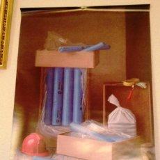 Coleccionismo Calendarios: CALENDARIO DE PARED DE UNION ESPAÑOLA DE EXPLOSIVOS- AÑO 2002- GUILLERMO MUÑOZ VERA-. Lote 73320679