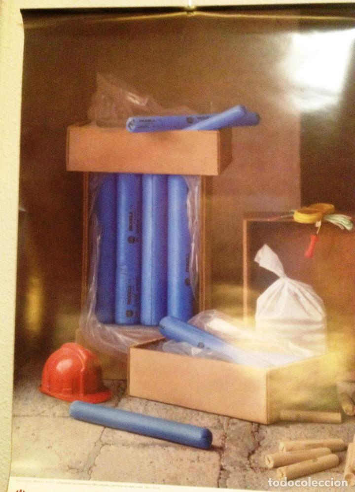 Coleccionismo Calendarios: Calendario de PARED de Union Española de Explosivos- año 2002- Guillermo Muñoz Vera- - Foto 2 - 73320679