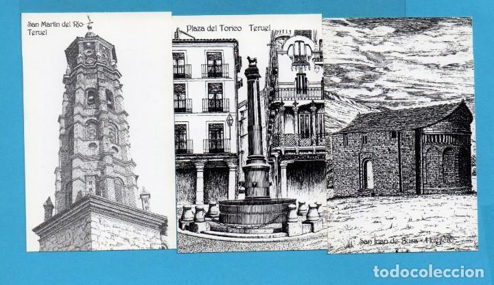 Coleccionismo Calendarios: Diez y Ocho Calendarios de Dibujos de Aragon de Dibujante a plumilla Alfonso Cifuentes Blazquez 2002 - Foto 4 - 73454207