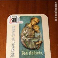 Coleccionismo Calendarios: CALENDARIO REVISTA EL SANTO 2017. PERFECTO. Lote 73990378