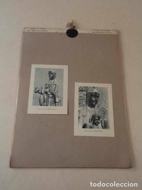Coleccionismo Calendarios: CALENDARIO LITÚRGICO DE MONTSERRAT - AÑO 1946 - Foto 7 - 74579223