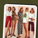 Coleccionismo Calendarios: CALENDARIO FOURNIER 1972. Lote 74959819