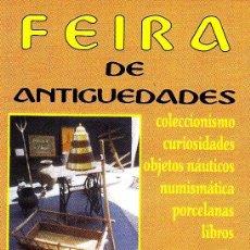 Colecionismo Calendários: CALENDARIO 2011 - FERIA DE ANTIGUEDADES DE VIGO. Lote 147354873