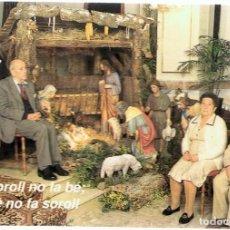 Coleccionismo Calendarios: CALENDARIO DE GERMANETES DELS ANCIANS DESEMPARATS BANYOLES, GIRONA AÑO 1992. Lote 76590479