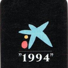 Coleccionismo Calendarios: CALENDARIO PUBLICIDAD DE ¨LA CAIXA¨AÑO 1994. Lote 76590943