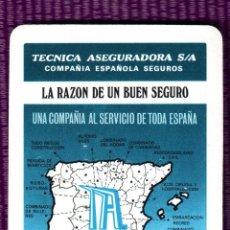 Coleccionismo Calendarios: CALENDARIO FOURNIER 1987, NUEVO. Lote 76621083
