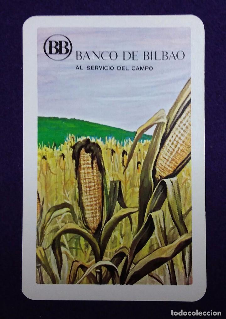 CALENDARIO FOURNIER. BANCO DE BILBAO.1971 (Coleccionismo - Calendarios)