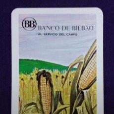 Coleccionismo Calendarios: CALENDARIO FOURNIER. BANCO DE BILBAO.1971. Lote 76770159