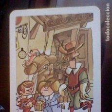Coleccionismo Calendarios: CALENDARIO FOURNIER 1987 CAJA MADRID MINGOTE. Lote 77388045