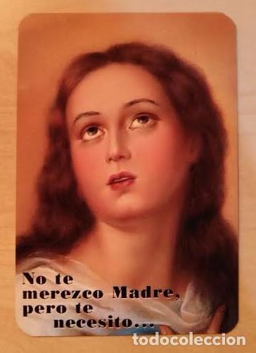 CA 19 CALENDARIO INMACULADA CONCEPCIÓN 2001 - LLIBRERIA RAMON LLULL - LLEIDA (Coleccionismo - Calendarios)