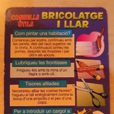 Coleccionismo Calendarios: CA 28 CALENDARIO 2001 - ANNA MARI, PERRUQUERIA - LLEIDA. Lote 77643137