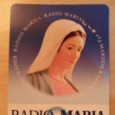 Coleccionismo Calendarios: CA 34 CALENDARIO 2012 - RADIO MARÍA. Lote 77743005