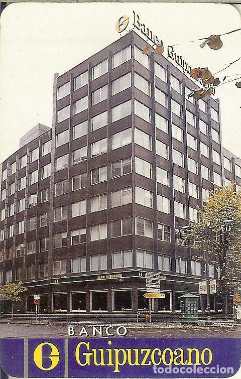 CALENDARIO FOURNIER - 1994 - BANCO GUIPUZCOANO (Coleccionismo - Calendarios)