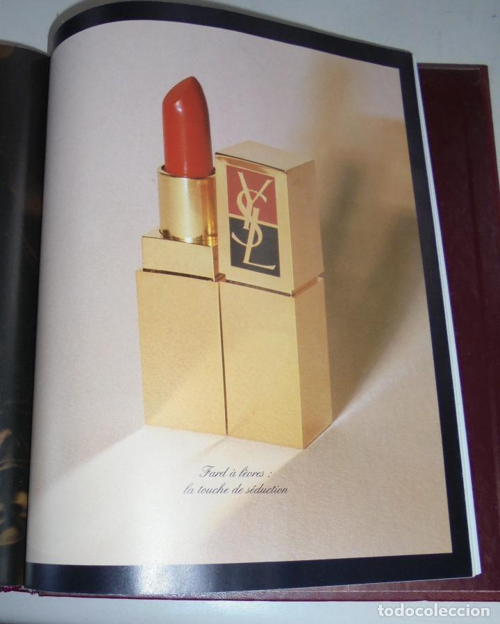Coleccionismo Calendarios: AGENDA. 1983. PUBLICITARIO. YVES SAINT LAURENT. EN FRANCES. FOTOS DE PASARELA, MAQUILLAJE. VER - Foto 3 - 79006049