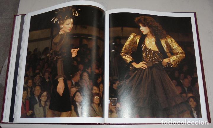 Coleccionismo Calendarios: AGENDA. 1983. PUBLICITARIO. YVES SAINT LAURENT. EN FRANCES. FOTOS DE PASARELA, MAQUILLAJE. VER - Foto 5 - 79006049
