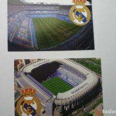 Coleccionismo Calendarios: LOTE CALENDARIOS FUTBOL REAL MADRID 2012-2014. Lote 80723498