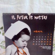 Coleccionismo Calendarios: CALENDARIO PARED PUBLICIDAD EXPERT 2000. Lote 81772140