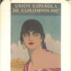Coleccionismo Calendarios: CALENDARIO PUBLICITARIO - 2010 - MAXAM - ANTIGUA UNIÓN ESPAÑOLA DE EXPLOSIVOS. Lote 82348076