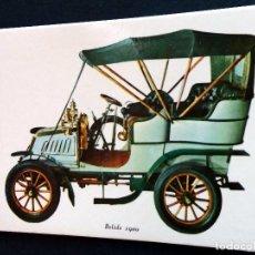 Coleccionismo Calendarios: CALENDARIO - COCHES - BOLIDE 1900 - SIN PUBLICIDAD (VER FOTO ADICIONAL) AÑO 1973. Lote 83763204