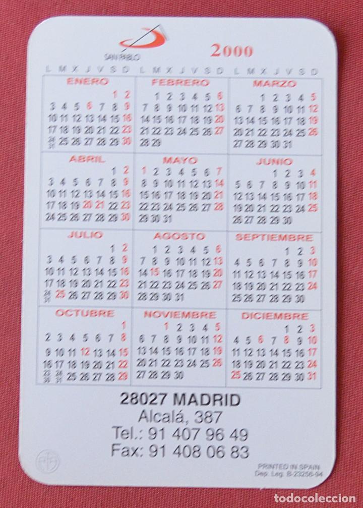 Calendario Religioso.Calendario Religioso San Pablo Ano 2000
