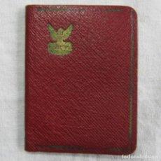 Coleccionismo Calendarios: AGENDA 1952 LA UNIÓN Y EL FENIX ESPAÑOL SIN USAR. Lote 84858764