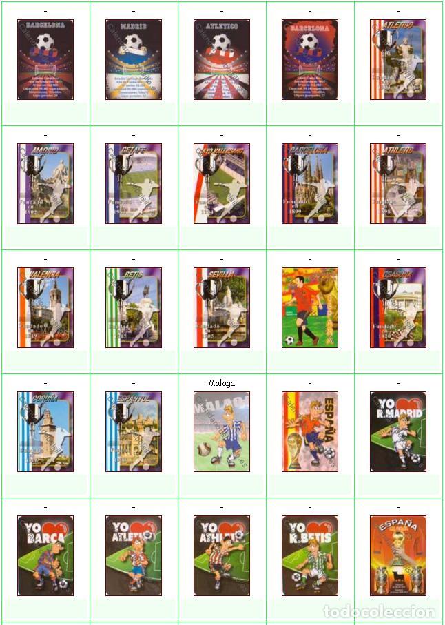 LOTE DE 35 CALENDARIOS DE EQUIPOS 2.016 (Coleccionismo - Calendarios)