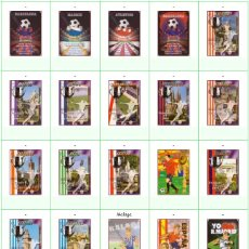 Coleccionismo Calendarios: LOTE DE 35 CALENDARIOS DE EQUIPOS 2.016. Lote 84735328
