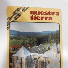 Coleccionismo Calendarios: CALENDARIO 1989 CAJA DE AHORROS DE NAVARRA. Lote 85630132