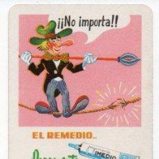 Coleccionismo Calendarios: CALENDARIO DE BOLSILLO FOURNIER PEGAMENTO IMEDIO - AÑO 1979. Lote 86151108