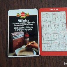 Collectionnisme Calendriers: CALENDARIO DE PUBLICIDAD MILFARINA, MILUPA AÑO 1979. Lote 86197844