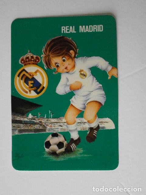 Calendario Del Real.Calendario Del Real Madrid Ano 1977 Cal 6731 Sold Through