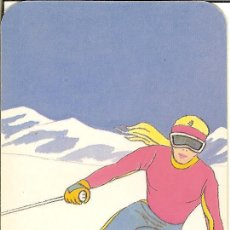 Coleccionismo Calendarios: CALENDARIO DE SERIE - 1988 - CB - 111 . Lote 86486724
