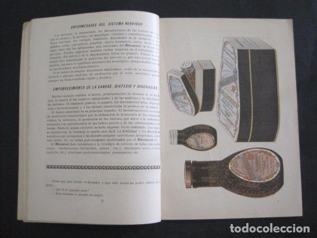 Coleccionismo Calendarios: CALENDARIO - ALMANAQUE 1904 - CATALOGO FARMACIA - MUY BONITO -VER FOTOS-(V-11.071) - Foto 6 - 86742560