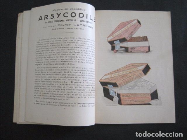 Coleccionismo Calendarios: CALENDARIO - ALMANAQUE 1904 - CATALOGO FARMACIA - MUY BONITO -VER FOTOS-(V-11.071) - Foto 8 - 86742560