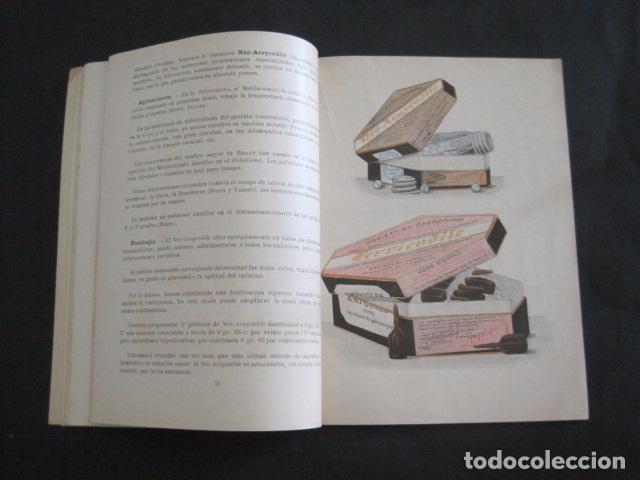 Coleccionismo Calendarios: CALENDARIO - ALMANAQUE 1904 - CATALOGO FARMACIA - MUY BONITO -VER FOTOS-(V-11.071) - Foto 9 - 86742560