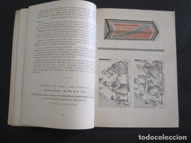 Coleccionismo Calendarios: CALENDARIO - ALMANAQUE 1904 - CATALOGO FARMACIA - MUY BONITO -VER FOTOS-(V-11.071) - Foto 10 - 86742560