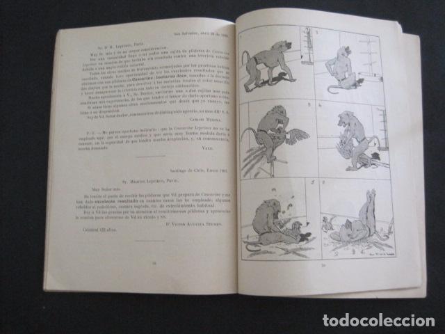Coleccionismo Calendarios: CALENDARIO - ALMANAQUE 1904 - CATALOGO FARMACIA - MUY BONITO -VER FOTOS-(V-11.071) - Foto 12 - 86742560