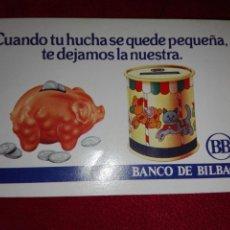 Coleccionismo Calendarios: CALENDARIO FOURNIER BANCO BILBAO 1982. Lote 86804122