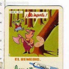 Coleccionismo Calendarios: CALENDARIO FOURNIER 1979 PEGAMENTO IMEDIO. Lote 87088912