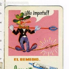 Coleccionismo Calendarios: CALENDARIO FOURNIER 1979 PEGAMENTO IMEDIO. Lote 87089388