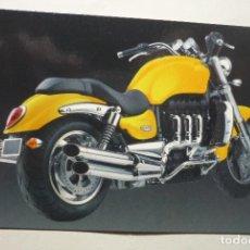 Coleccionismo Calendarios: CALENDARIO MOTO 2010. Lote 87546600