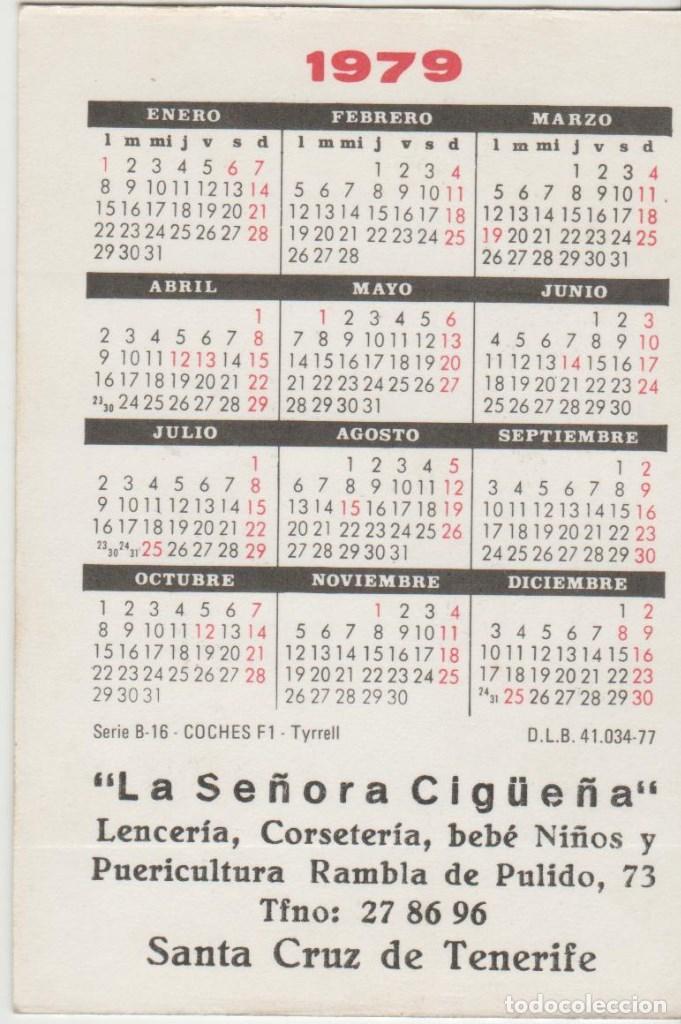 Calendario Del 1979.Calendarios Calendario 1979 Formula 1 Sold Through Direct