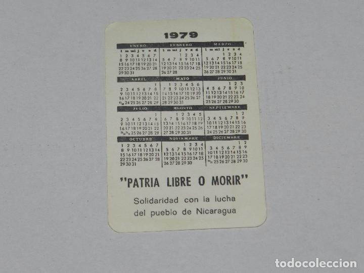 Calendario Del 1979.Calendario Politico 1979 Nicaragua Sera Libre