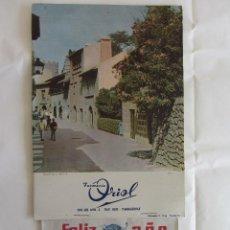 Coleccionismo Calendarios: ALMANAQUE DE PARED. FARMACIA ORIOL. TARRAGONA. 1964 COMPLETO. Lote 89514572